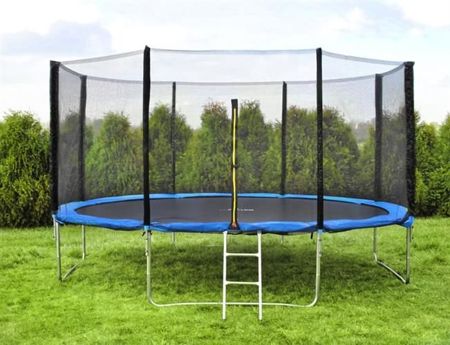 exterial net for trampoline categories sport and fitness. Black Bedroom Furniture Sets. Home Design Ideas
