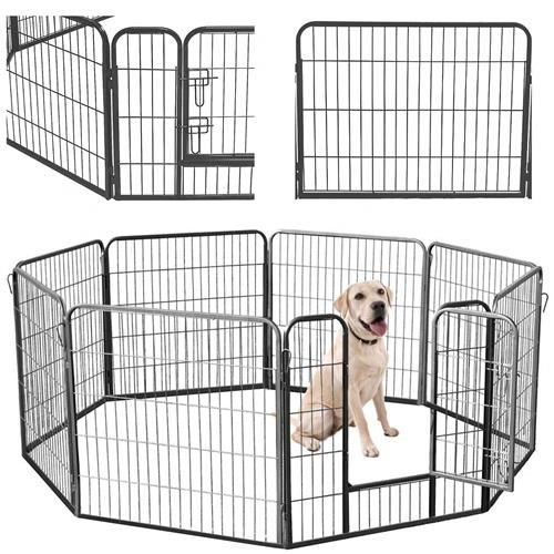 Freewheeling enclosure Puppy spout Dog run Pet basket for small ...