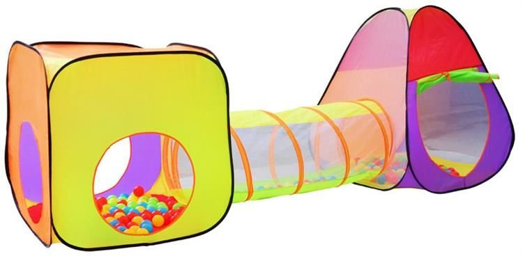 ... Tent Igloo With Tunnel And 200 Balls for Kids Children Play #2880 ...  sc 1 st  maxy.pl & Tent Igloo With Tunnel And 200 Balls for Kids Children Play #2880 ...