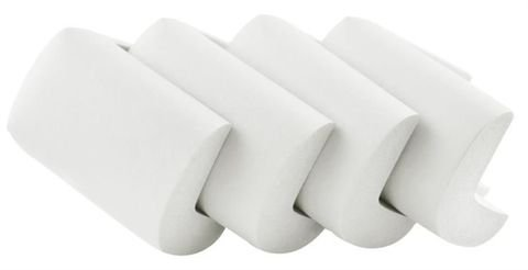 4 x edge protection corner protection foam table shock protection child safety lock # 2687