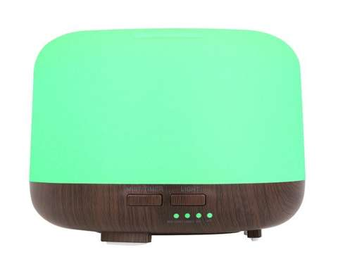Aroma diffuser - LED humidifier with remote control N11056
