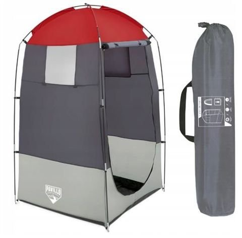BESTWAY 68002 Pavillo Shower Tent Station Port 110 x 110 x 190 cm 9916