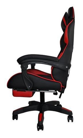 Black & Red Player Bucket Gaming Swivel Office Chair 8979