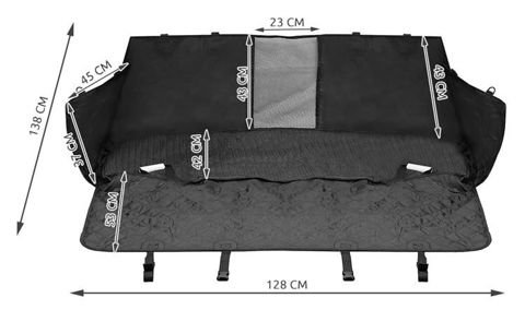 Car cover - dog mat MP10535
