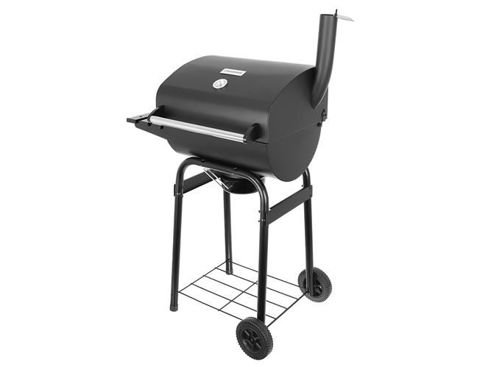 Charcoal grill trolley charcoal grill stainless steel black accessories grill 9790