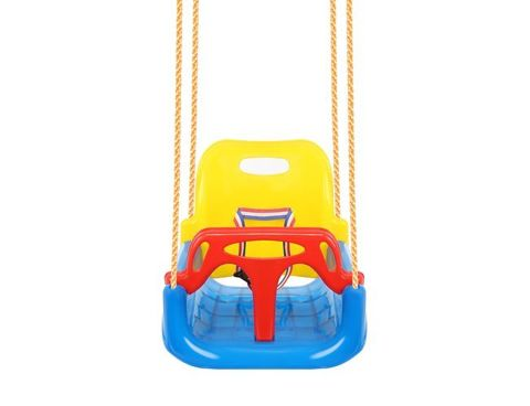 Children's swing 3in1 for hanging backrest belt 9918