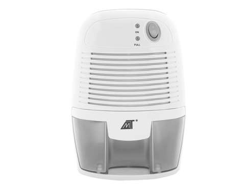 Dehumidifier Room Dehumidifier Bedroom Dehumidifier Electric 500 ML Gray 10999
