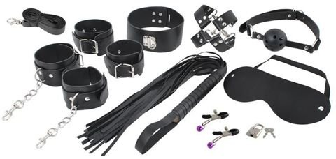 Erotic accessories sex gadgets BDSM equipment kit 5189