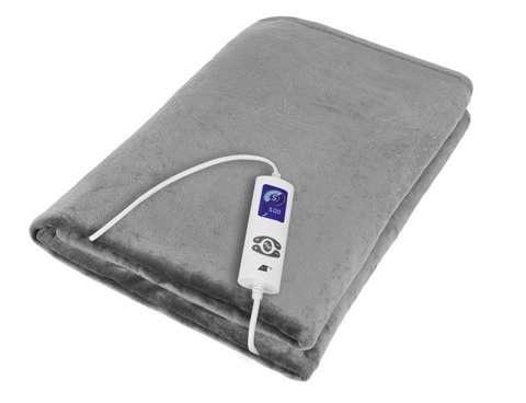 Heating blanket 180x130 cozy heating blanket washable thermostat 9361