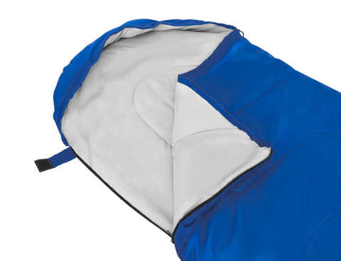 Sleeping bag - blue S10249