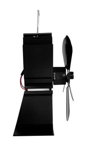Thermoelectric Fireplace Fan Windmill 9596