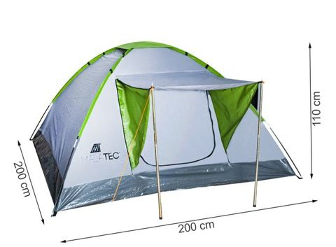 Tourist tent for 2-4 people. Montana