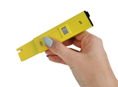 Water Liquid PH meter with ATC Electronic Acidimeter   6929