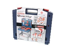 <p> Workshop for Children. Suitcase + Drill. Tools 9422 </p>