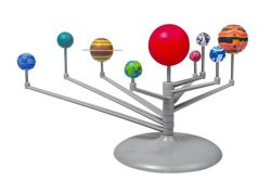 Astronomical Toy Model Solar System With 9 Solar Planets Planet Sets For Kids 9435