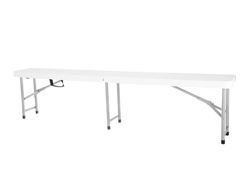 Beer tent set table bench garden furniture camping picnic grill white 9905