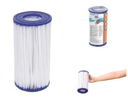 Bestway 58012 filter cartridge size III, antimicrobial 9901