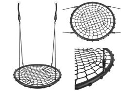 Plate swing Nest swing for children and adults O100 cm 9966