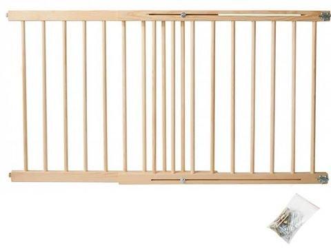 Bramka zabezpieczająca do drzwi 72-122 cm